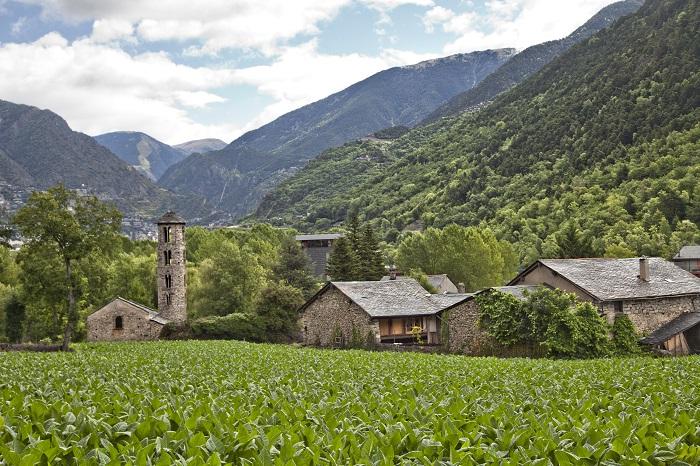 Découvrir Andorre en famille : paysages
