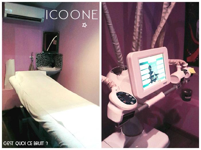 J'ai testé l'Icoone pour réduire ma cellulite à Full Zen La Garde