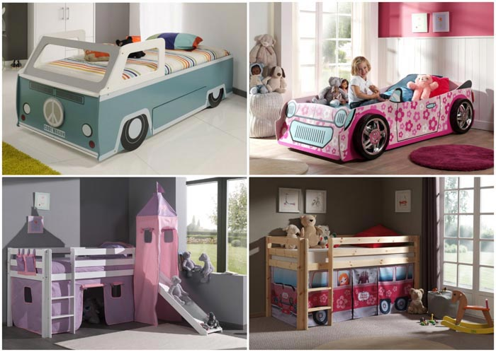 le lit toboggan de miss l avec emob4kids. Black Bedroom Furniture Sets. Home Design Ideas