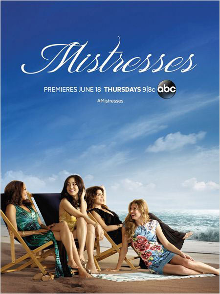 Mistresses, mes 5 séries tv du moment