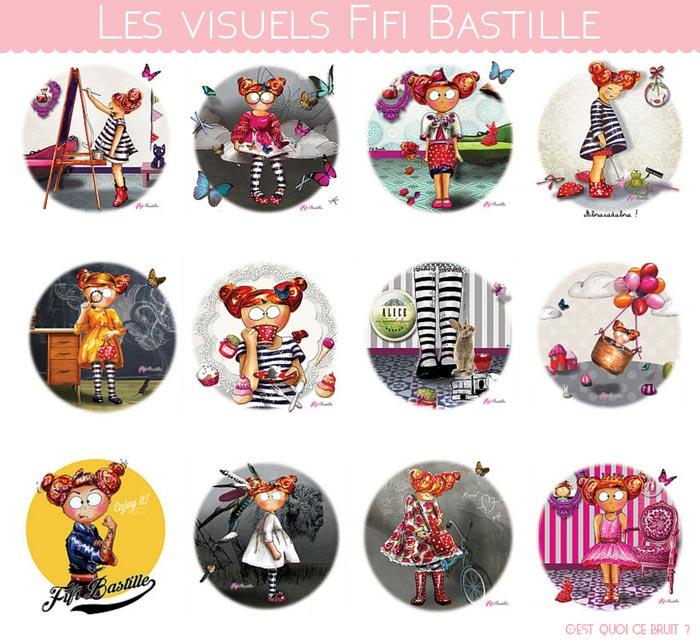 Nouvelle collection Fifi Bastille