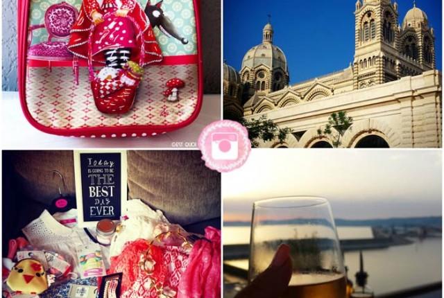 Blogueuse du sud, WE à Marseille