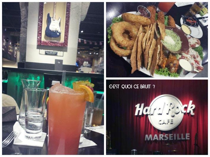 Manger à Marseille, Hard Rock Café