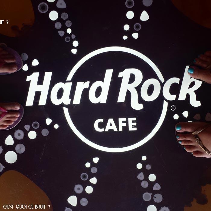 Hard Rock Café à Marseille, avis
