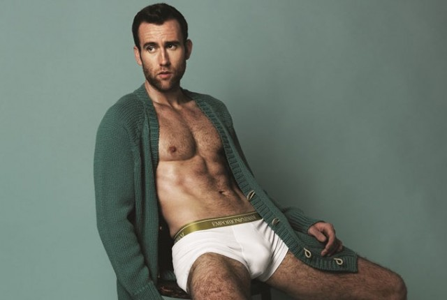 Matthew Lewis Neville de Harry Potter devenu hyper sexy