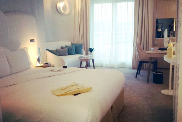 Bien-être à l'Hôtel Miramar Crouesty : ma chambre