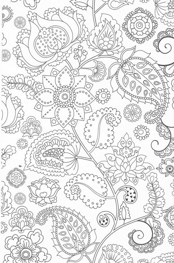 coloriage anti stress geant