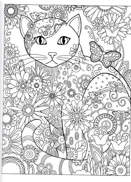 coloriage anti stress adultes imprimer