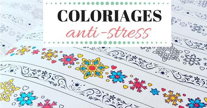 Coloriage anti-stress
