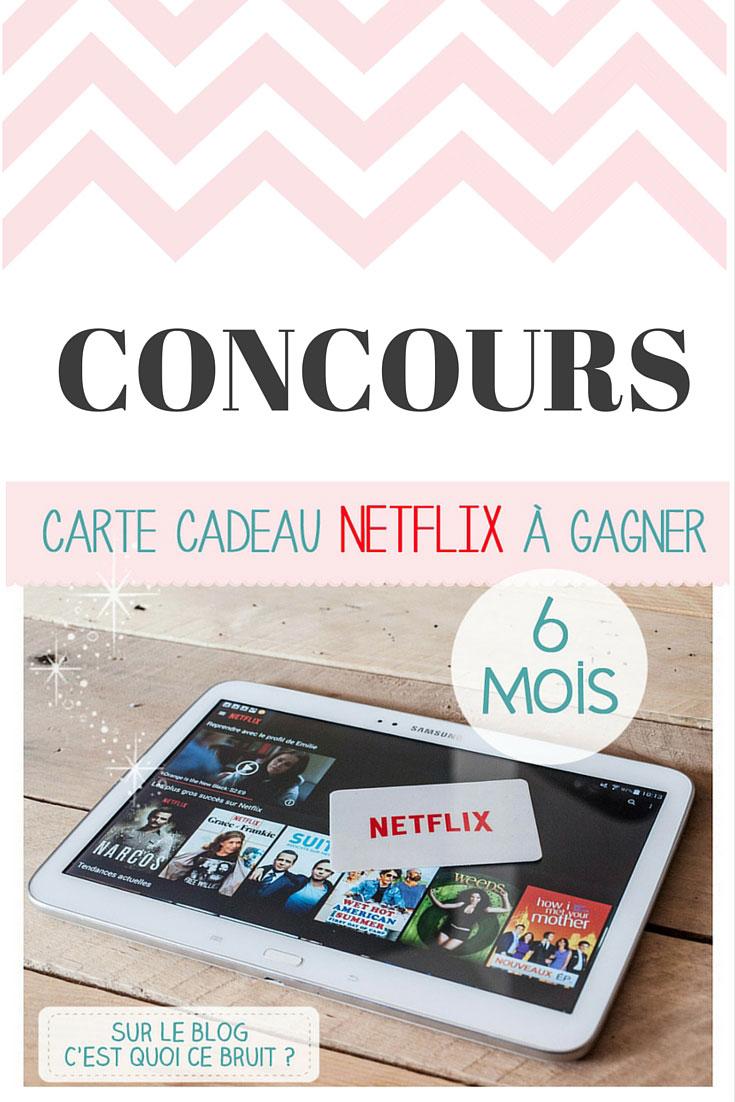 Netflix et mes séries préférées