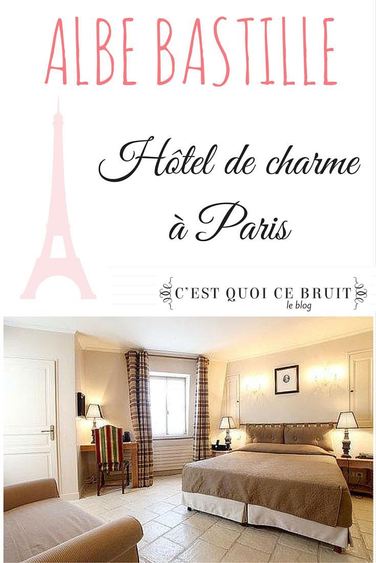 Albe Bastille, hôtel de charme à Paris