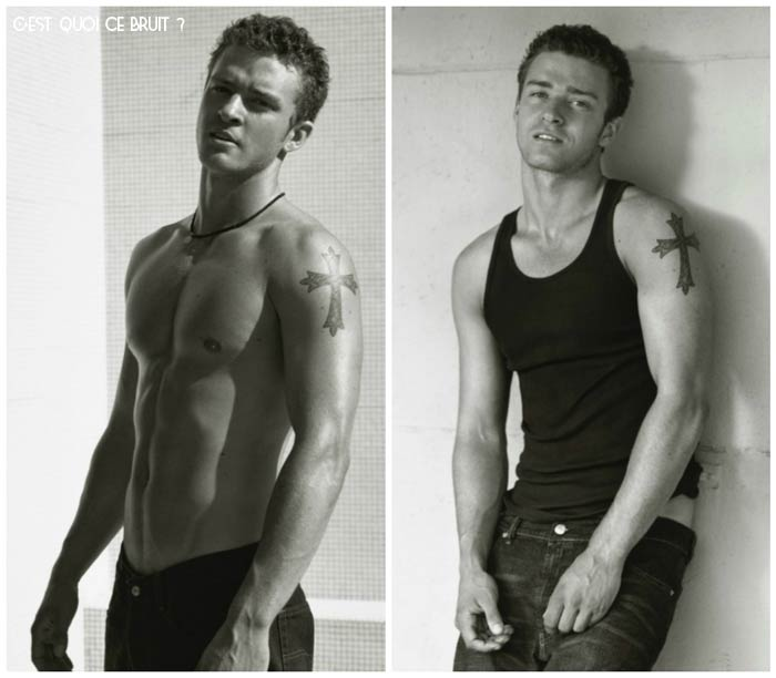 Ces moches devenus sexy : Justin Timberlake