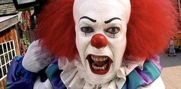 Peur des clowns