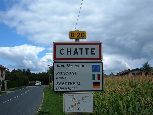Ville de Chatte