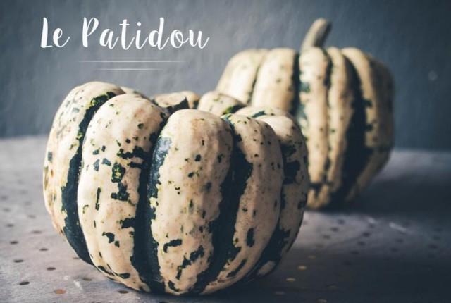 Velouté de patidou, cuisine d'automne
