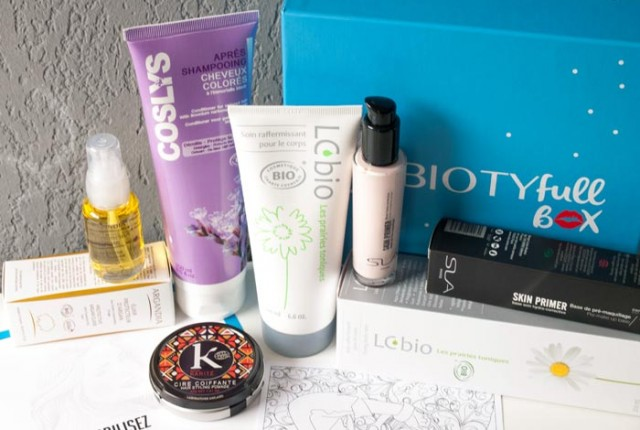 Test de la Biotyfull box