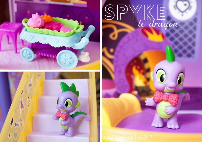 Royaume de Canterlot, My little pony jouet Noël 2015