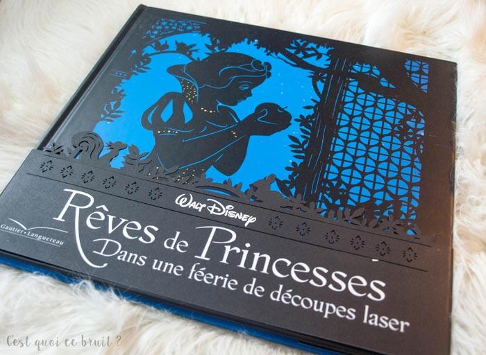 Livre princesses Disney