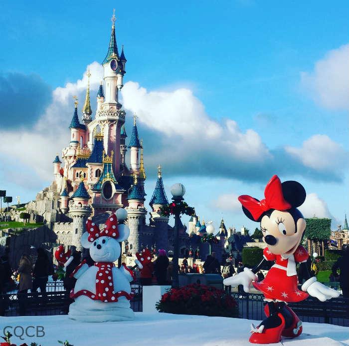 Disneyland paris voyage