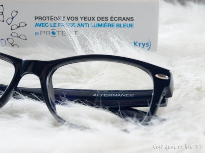 Protéger ses yeux des écrans avec les lunettes eProtect de Krys