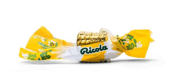 Ricola t'offre des bonbons en or