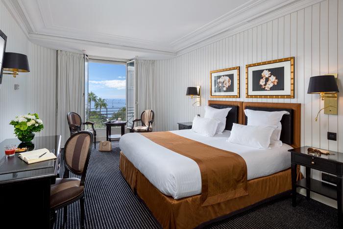 Palace et Chocolat à l'Hôtel Barrière La Majestic Cannes #concours