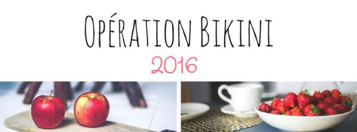 Opération Bikini 2016, groupe de motivation pour maigrir
