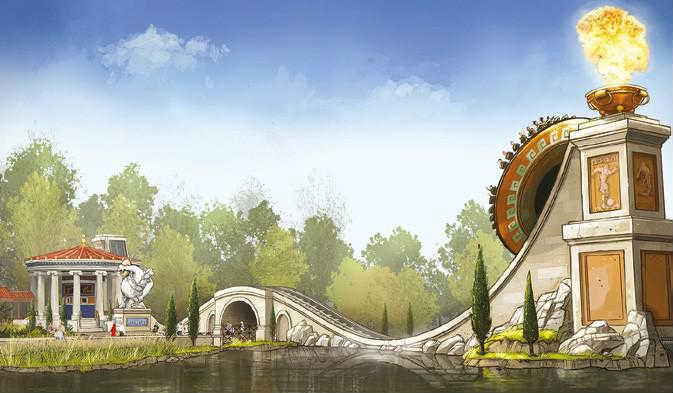 Découvre la nouvelle attraction Discobélix et gagne des places pour le parc astérix
