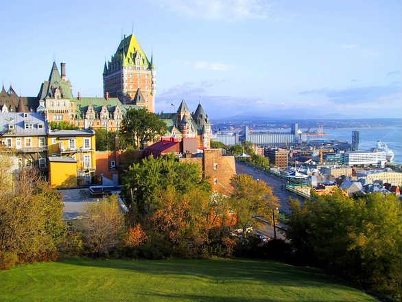 Rêve de voyage en famille : Québec