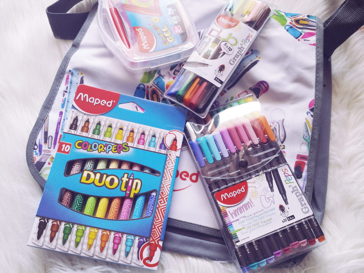 Kit de coloriage Maped