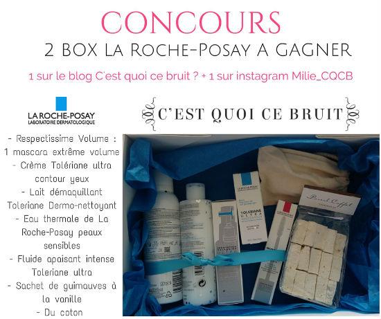 concours La Roche-Posay - C'est quoi ce bruit ?