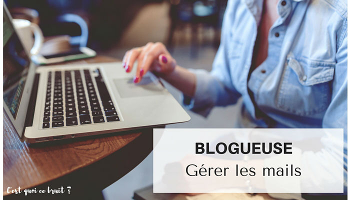 La blogueuse qui mettait le feu à sa boite mail