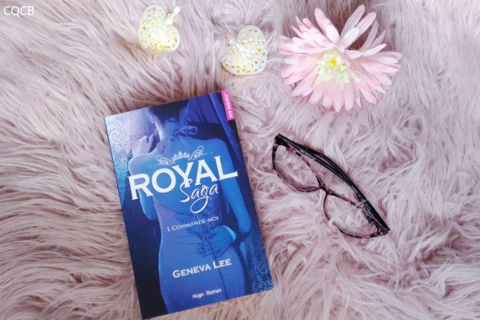 J'ai lu Royal Sage : Commande-moi