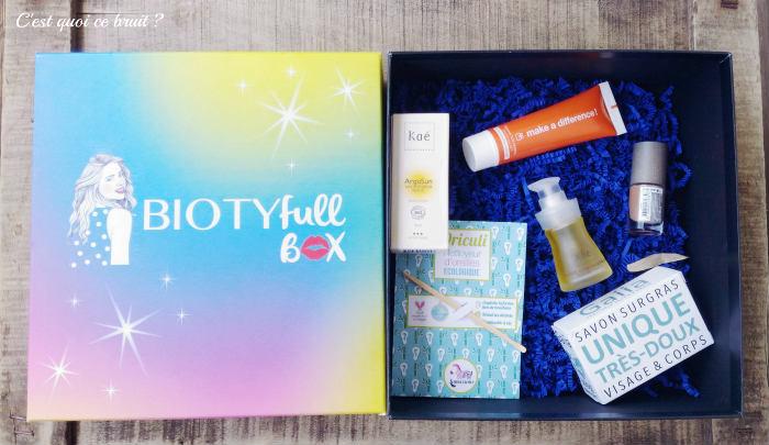 Biotyfull box de juin