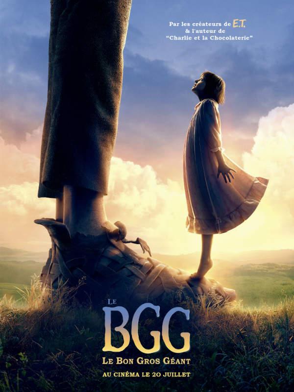 Déçue par Le Bon Gros Géant (BGG)
