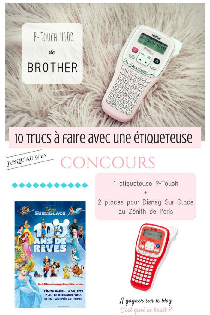 10 trucs à faire avec son étiqueteuse P-Touch Brother
