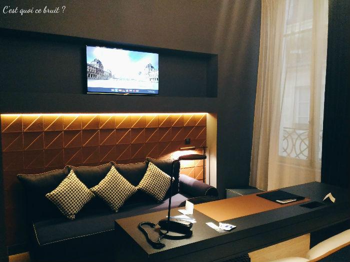 une nuit l 39 h tel square louvois paris. Black Bedroom Furniture Sets. Home Design Ideas