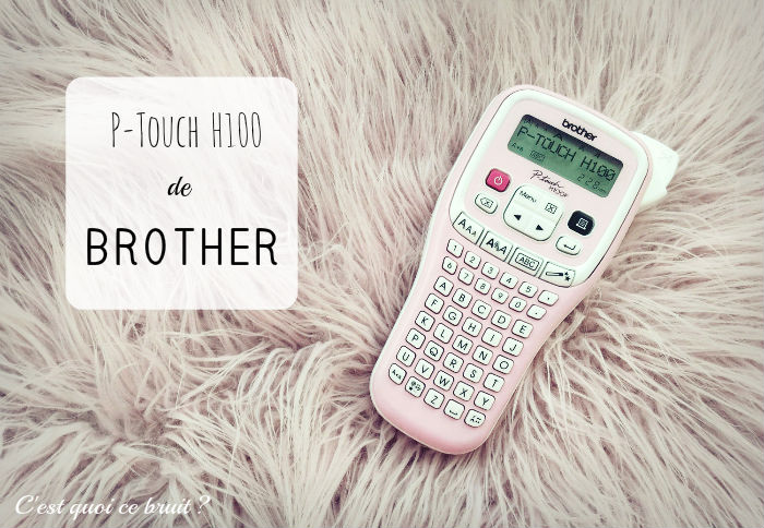 P-Touch H 100 de brother