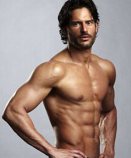 Acteurs de séries tv sexy : Joe manganiello