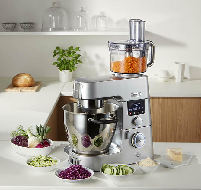 Cooking Chef, le robot multifonctions de Kenwood