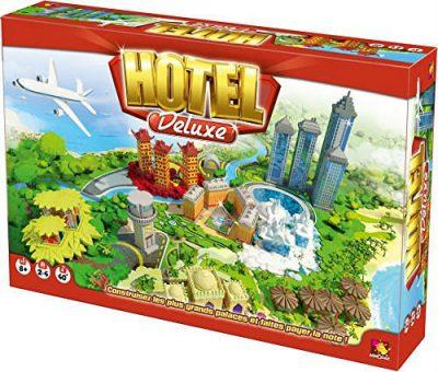 Nos jeux de société préférés pour Noël 2016 : Hotel