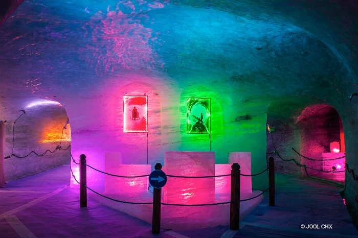 5 bonnes raisons de partir en famille au Mont Blanc Natural Resort cet hiver : la mer de glace
