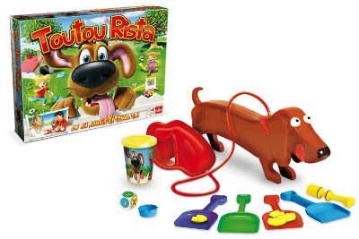 Pires jouets à offrir aux enfants : Toutou Rista