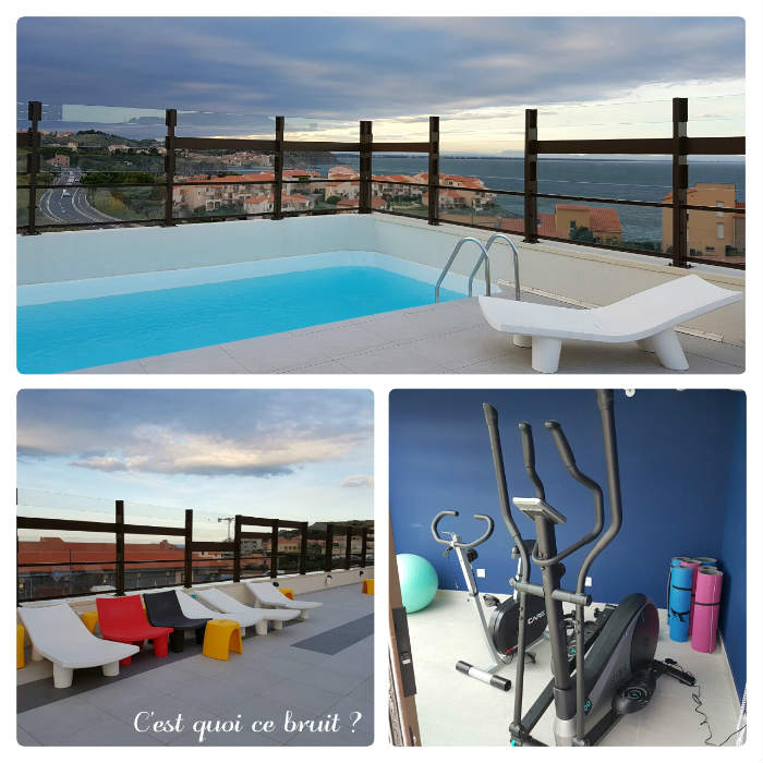 En famille à l'hôtel Ibis Styles Collioure Port-Vendres