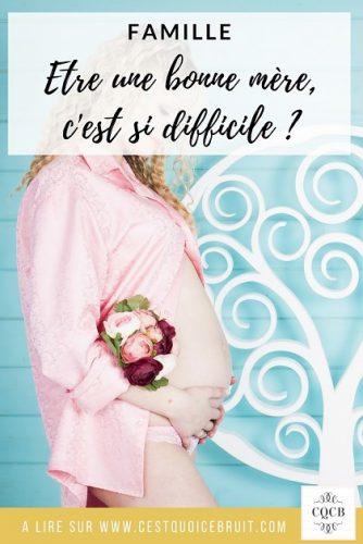 Etre une bonne mère et garder du temps pour soi #famille #mère #blogmaman