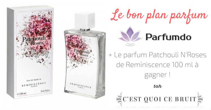 Le bon plan parfum : Parfumdo