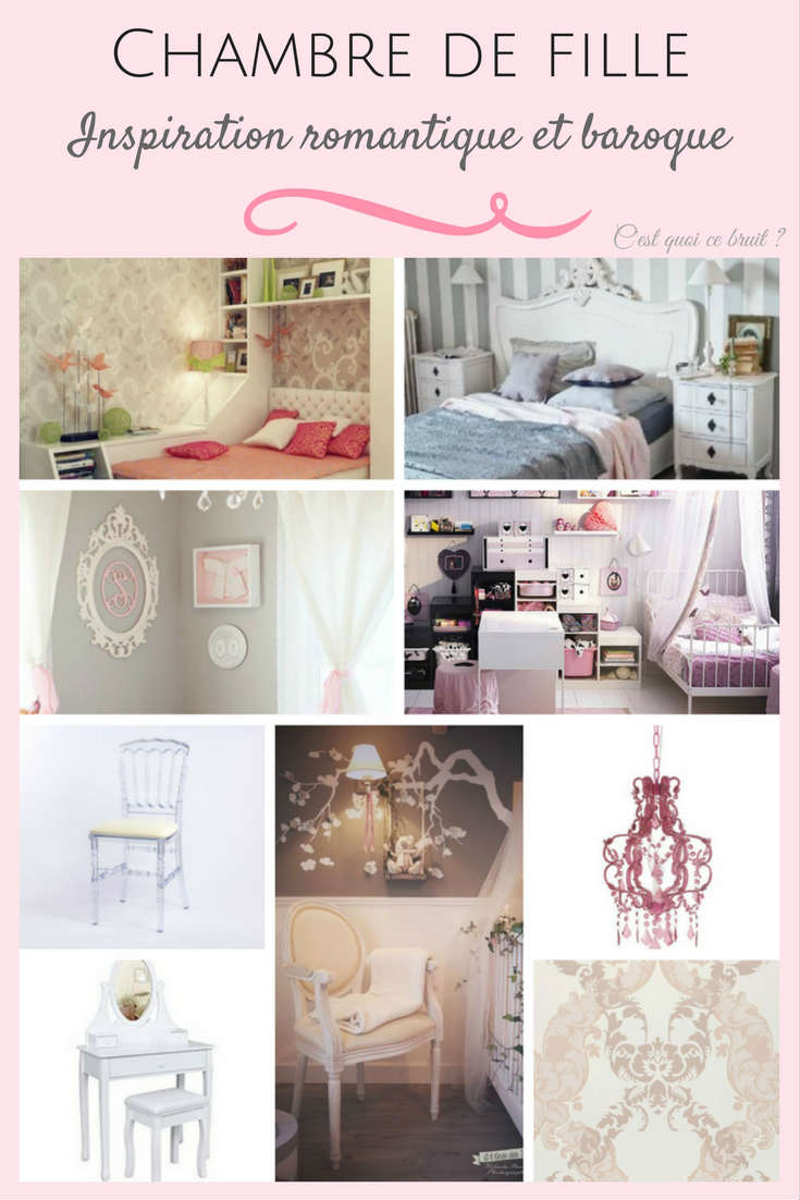 Beautiful Image Des Chambre De Fille Photos