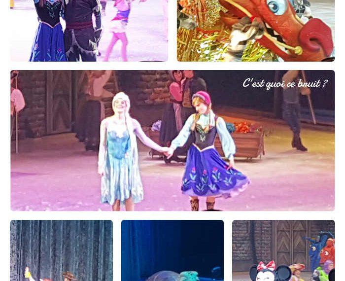 Disney sur glace, 100 ans de Rêves, toujours magique !