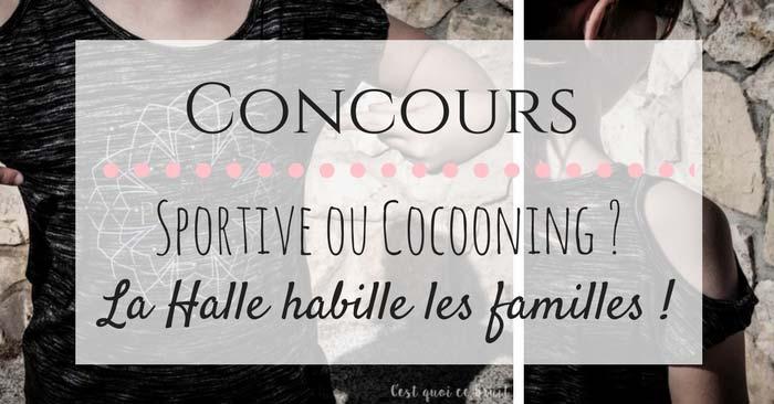 Mode famille La Halle