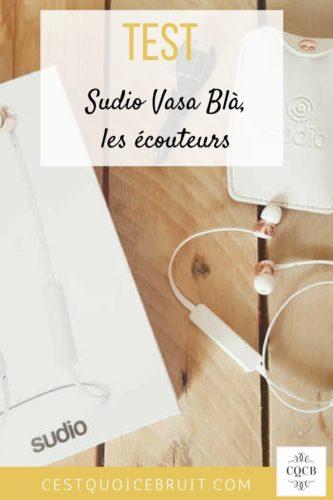 J'ai testé les écouteurs Sudio #test #sudio #écouteurs